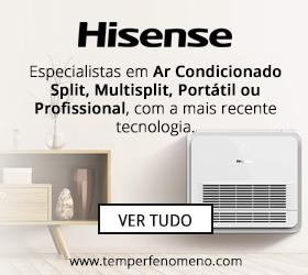 ar condicionado hisense